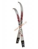 "Ramená Hoyt 300 ILF carbon/wood medium  68"" 44LB"