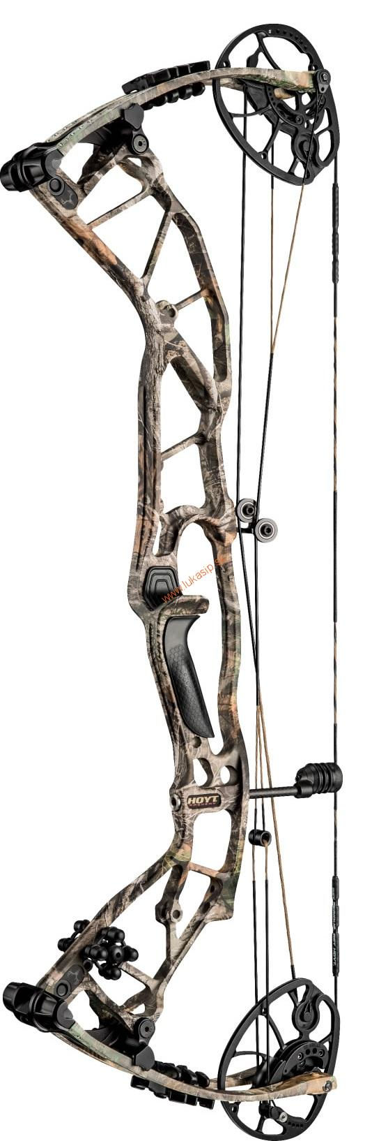 "Hoyt 2018 Hyper Force RH 55 - 65# 27""-30"" Realtree Edge"