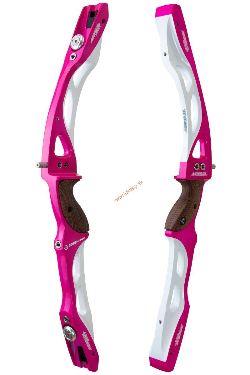 "Stred luku Core Astral 25"" ILF pink/white"