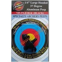 Peep housing Specialty Archery Hooded 37 st. Pro series