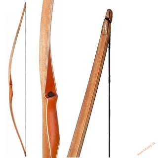 Eagle Longbow Black 68""