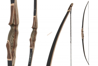 Longbow Black Hawk 68""