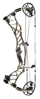 "Hoyt 2019 Helix ZT RH 55-65# 27""-30"" Black Out"