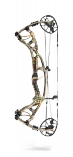 "Hoyt Carbon RX-3 2019 27-30"" 70LB RH, RealTree Edge"